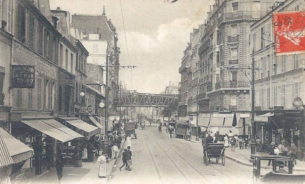 Dans la rue Lecourbe... lecourbe1
