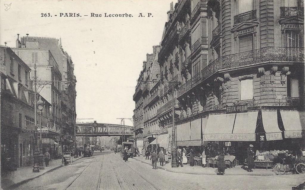 lecourbe2 Rue Lecourbe