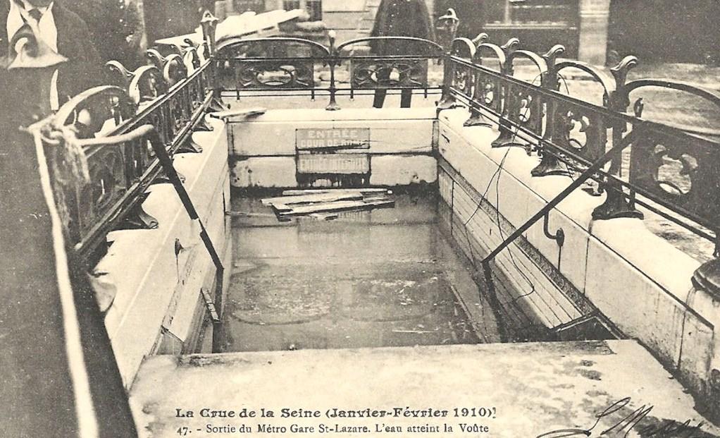 Janvier 1910... 1323873180-paris-metro-station-saint-lazare-4-dc-153