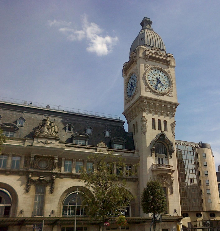 Paris Les Gares