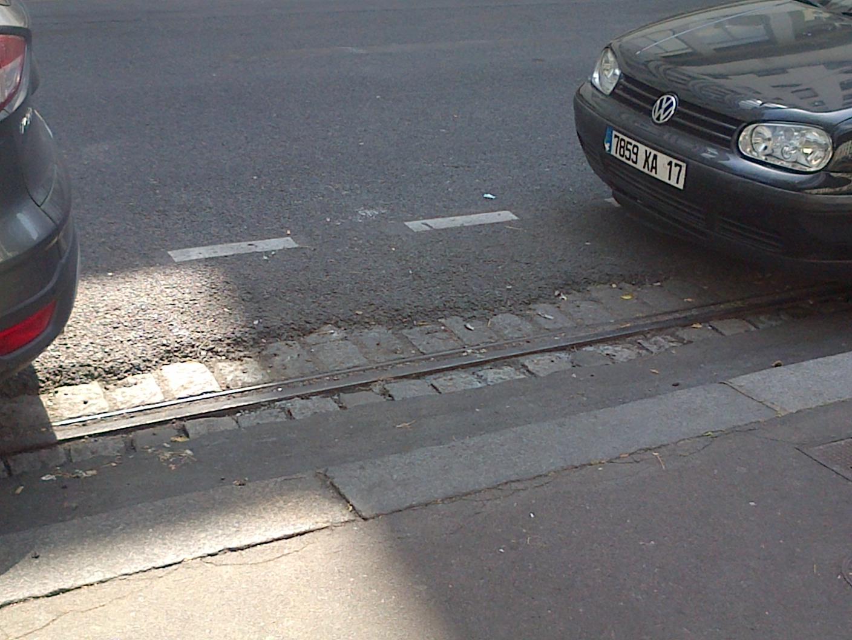 Lesphotosdedaniel2 souvenirs du tramway sur le boulevard de grenelle 15 me - Monoprix paris 17eme ...
