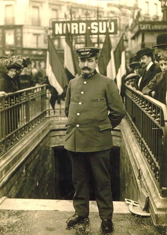 5 novembre 1910... saint-lazare-inauguration-ligne-a-5-nov1910-place-du-havre