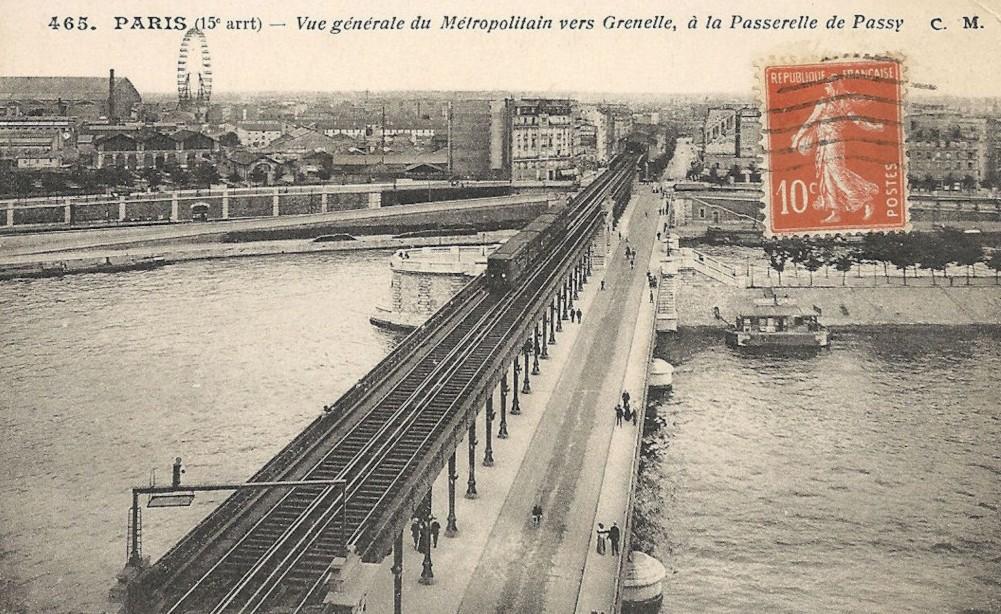 Centre commercial beaugrenelle metro - Monoprix rue de passy ...