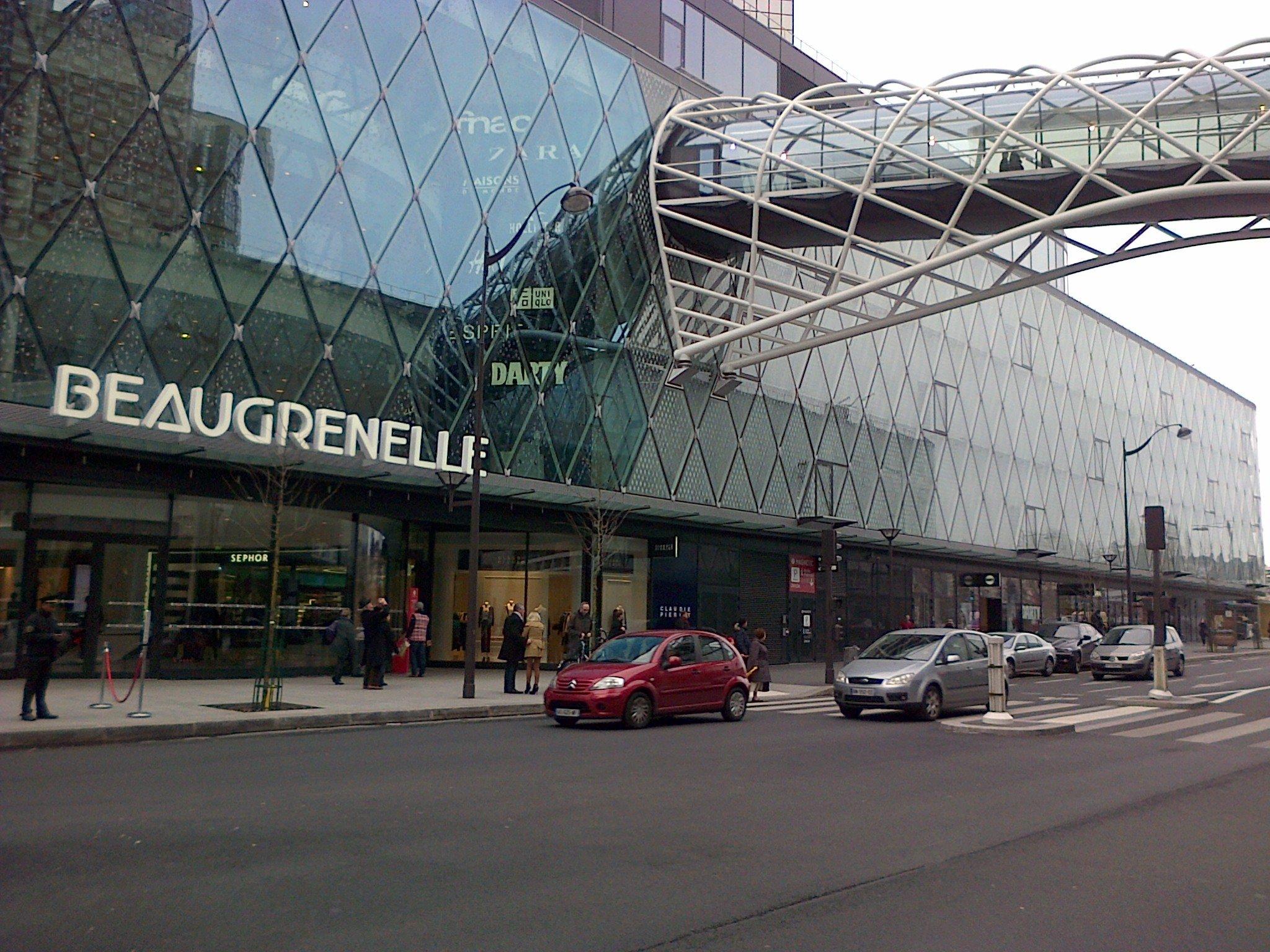 Lesphotosdedaniel2 le deuxi me centre commercial - Centre commercial porte de saint cloud ...