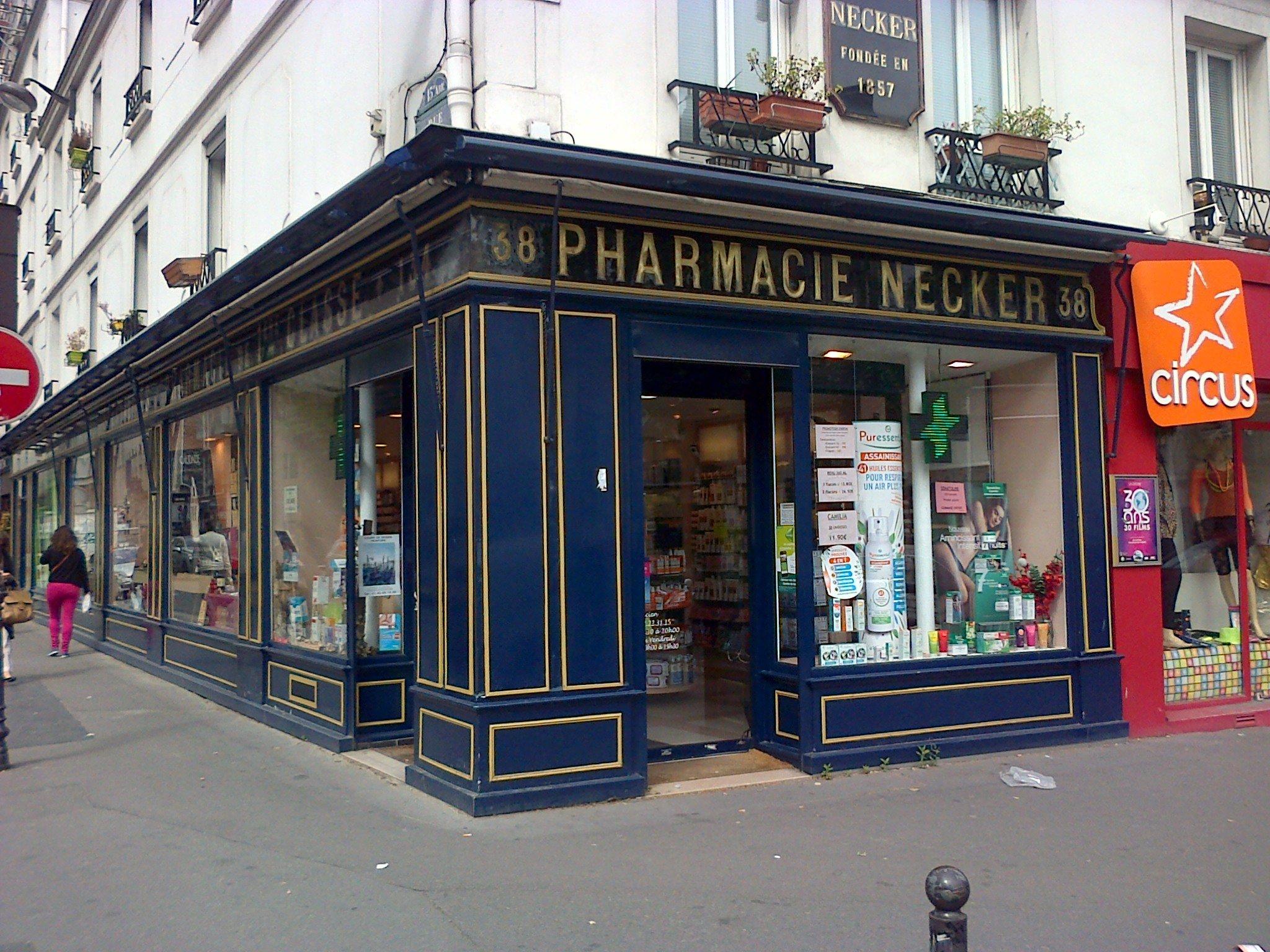 Lesphotosdedaniel2 une ancienne pharmacie - Pharmacie de garde porte de vincennes ...