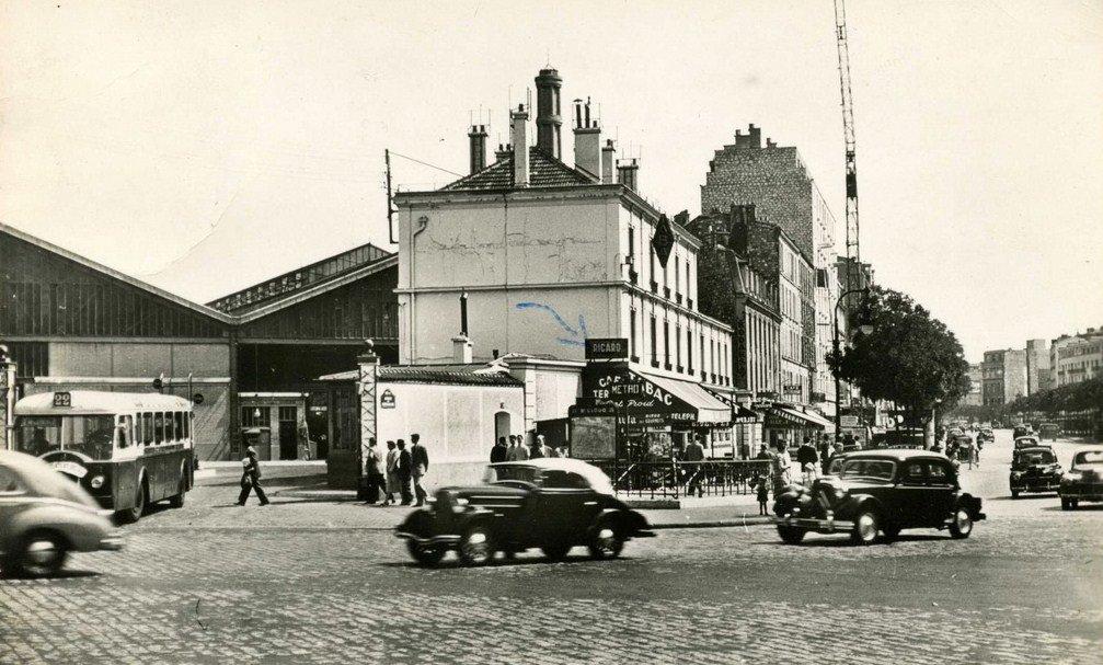 Lesphotosdedaniel2 a l angle de l avenue de versailles for Indiana porte de saint cloud